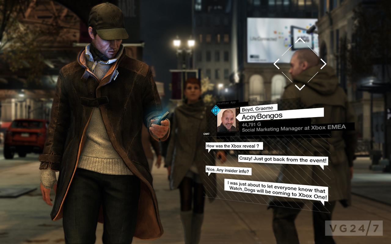 Xbox One Watch Dogs  Bundle