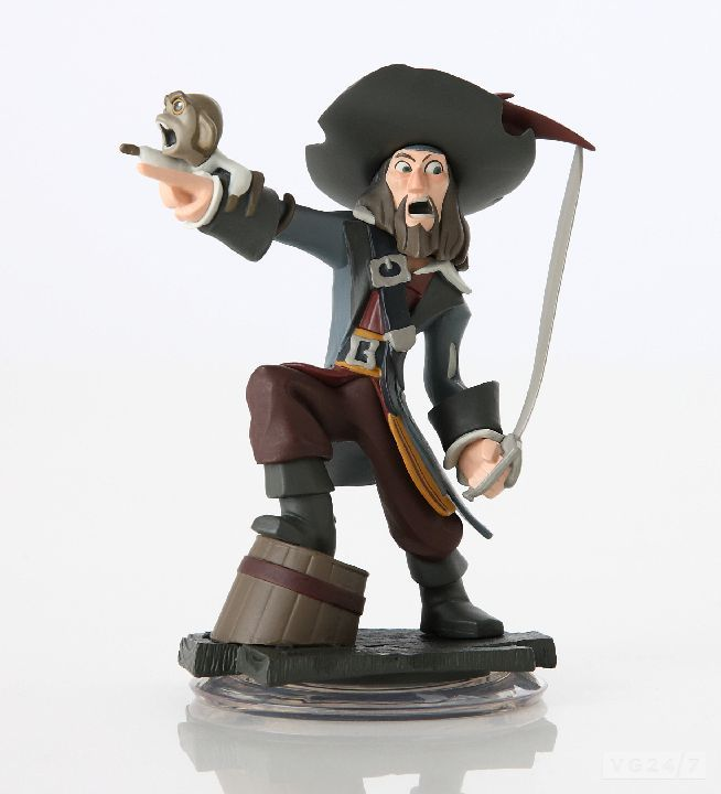 Disney Infinity Shots Show Off The Pirates Of The