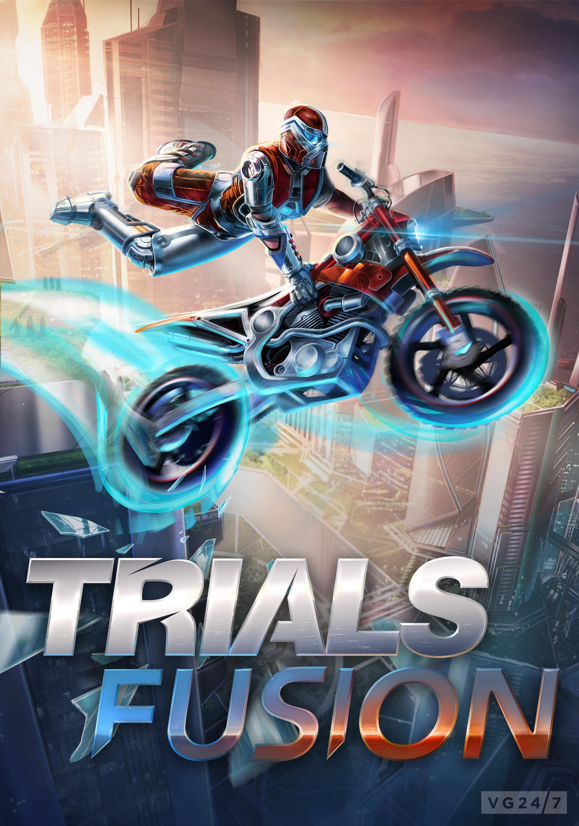 Trials Fusion | Lenovo Legion Gamestore