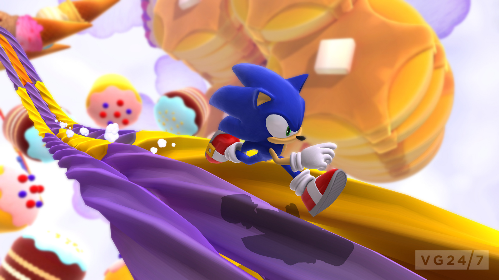 Sonic Lost World is playable at E3 this week, and Sega has released ...