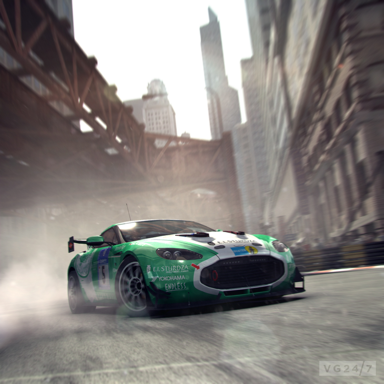 Grid 2 Super Modified Dlc Adds Four New Cars New