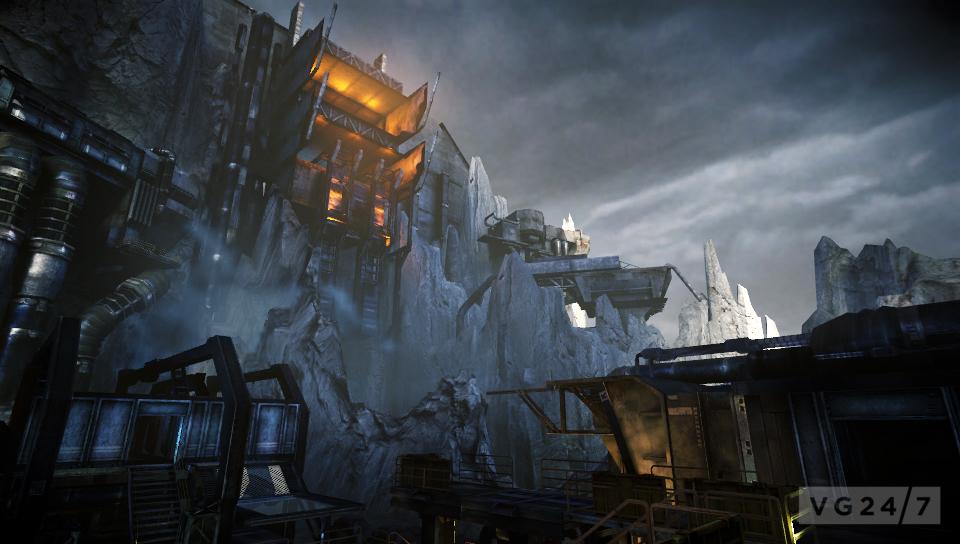 killzone mercenary e3 screens show helghan battles