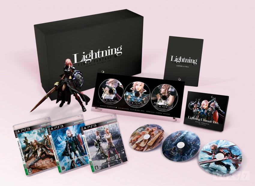 Lightning In The Box