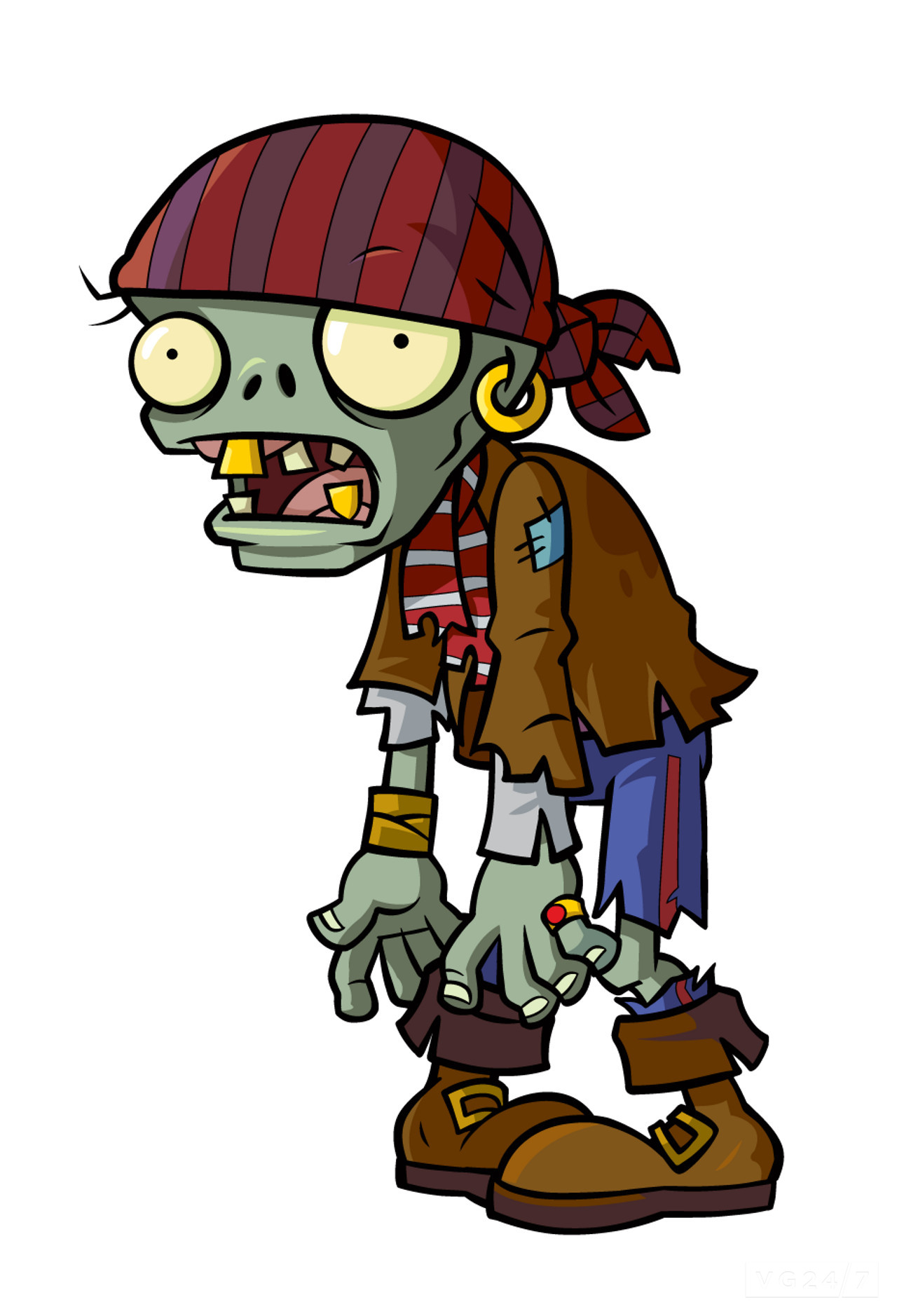 in plants vs zombies