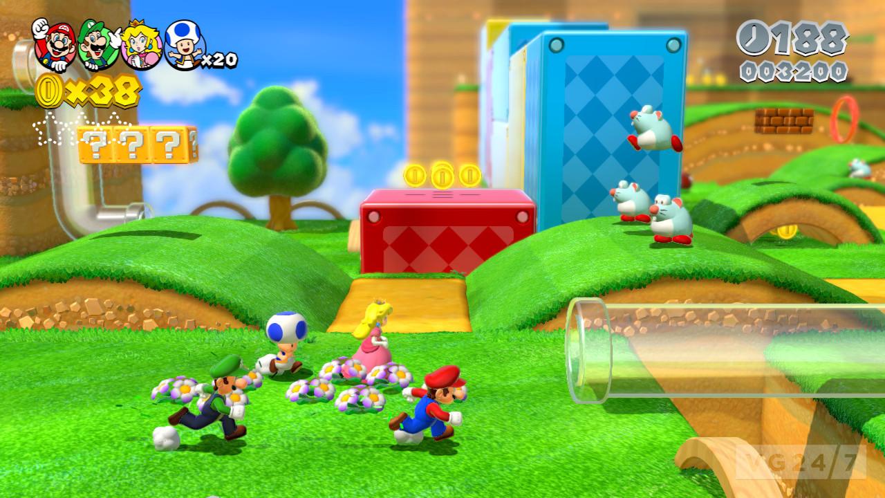Mario Game Super Mario World
