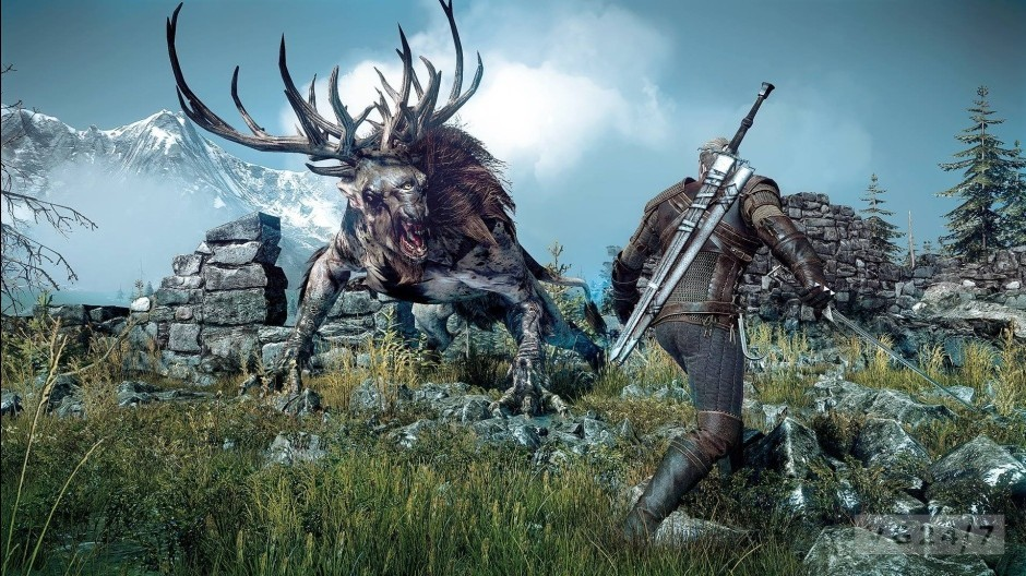 red moon witcher 3 - photo #22