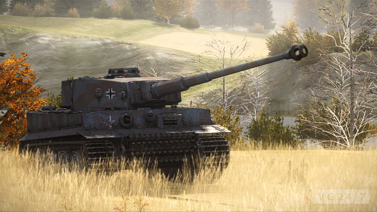 World Of Tanks Coming To Xbox 360 Vg247