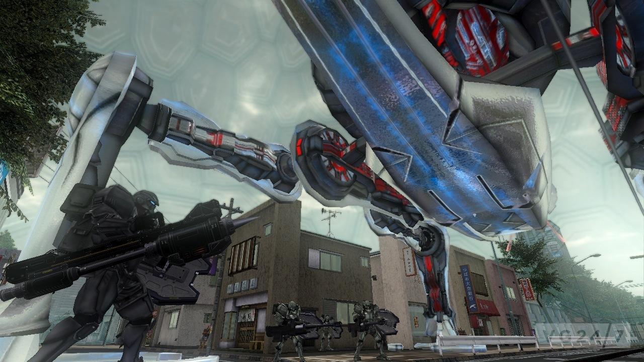 2025: Earth Defense Force 2025 Delayed To February 2014, New