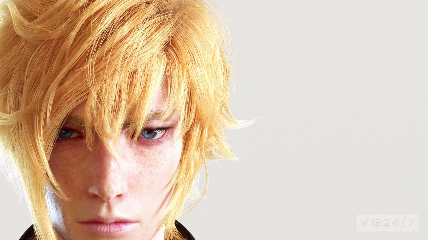 Final Fantasy 15 gets five character descriptions - VG247