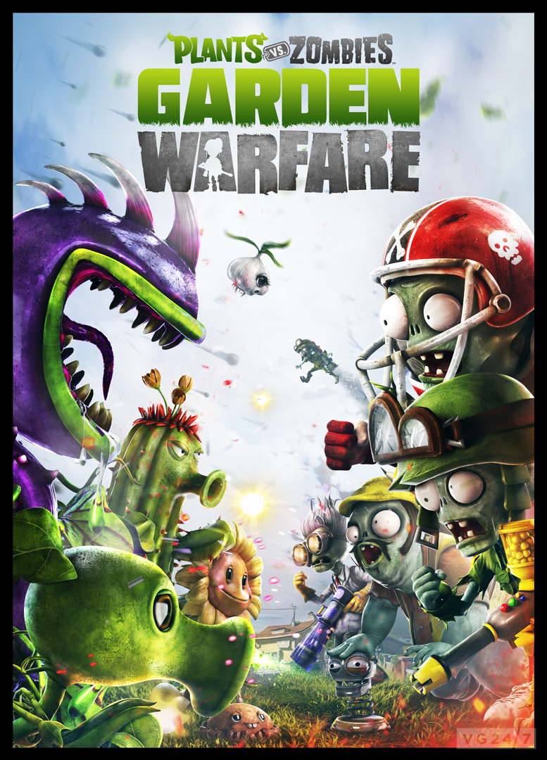 Plants vs Zombies: Garden Warfare coming first to Xbox One ...
