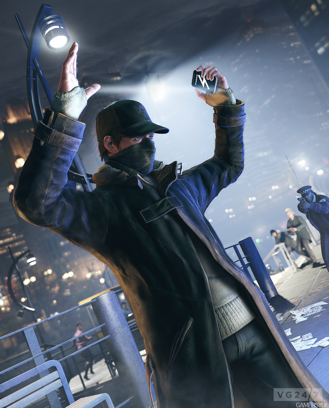 Watch Dogs: 8-player free roam mode confirmed by Ubisoft ...