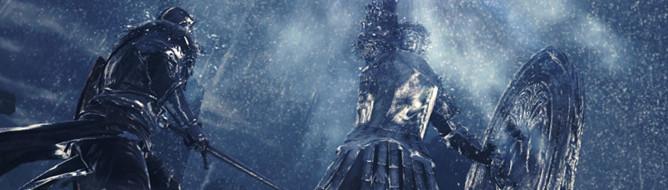 Dark souls 2 mirror knight boss footage leaks vg247 for Mirror knight