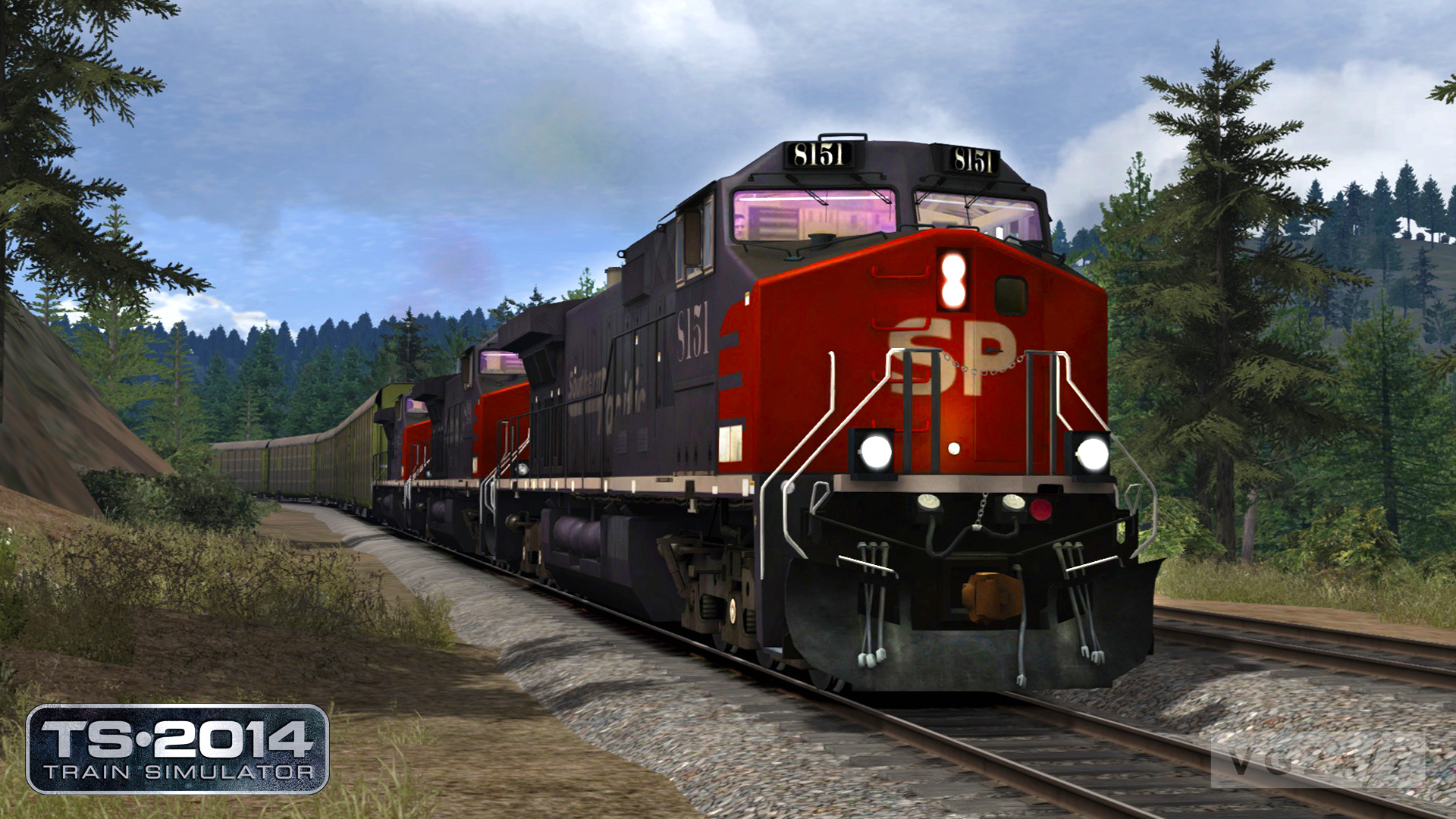 Train Simulator 2014 dated for September launch, first ...