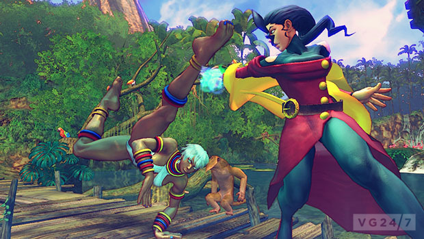 how to use ultra in street fighter 4