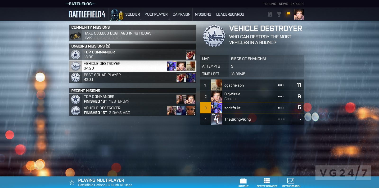 How To Remove Someone from Friends List on Battlelog - YouTube