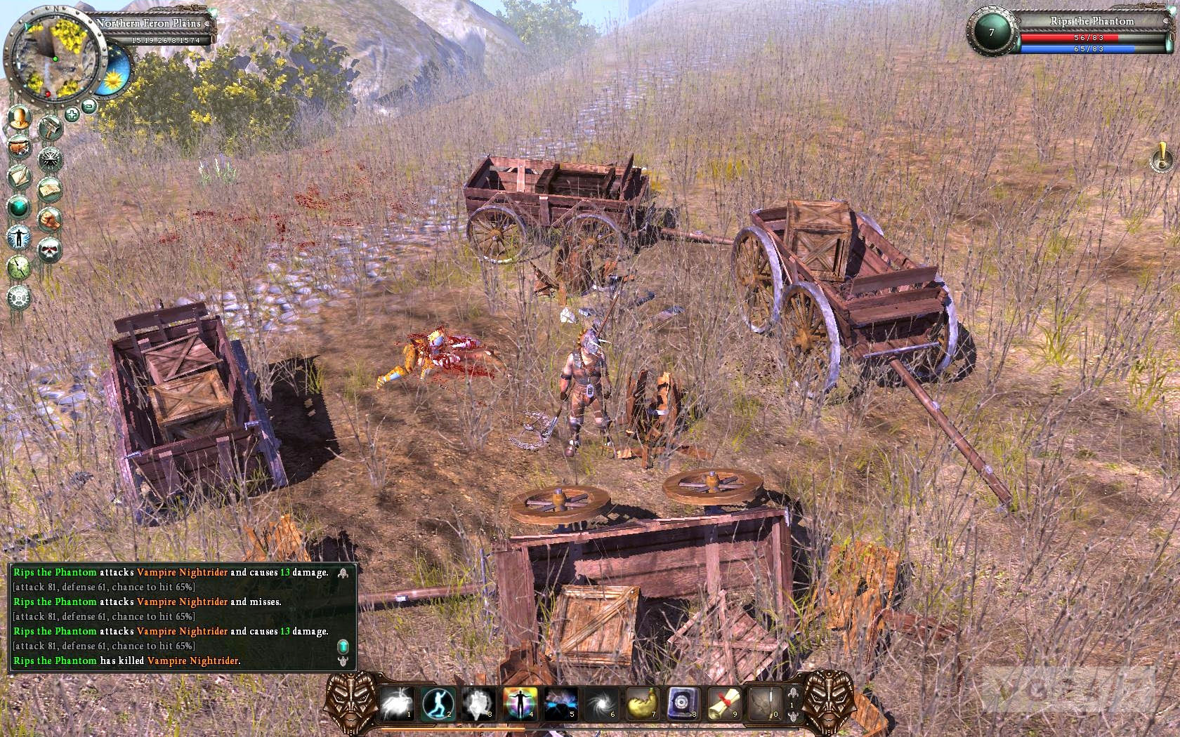 Legends Of Dawn Arrives On Pc Vg247