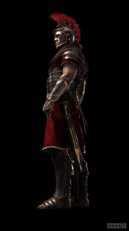 Ryse  Son Of Rome Gets Character Bios  U0026 New Screens