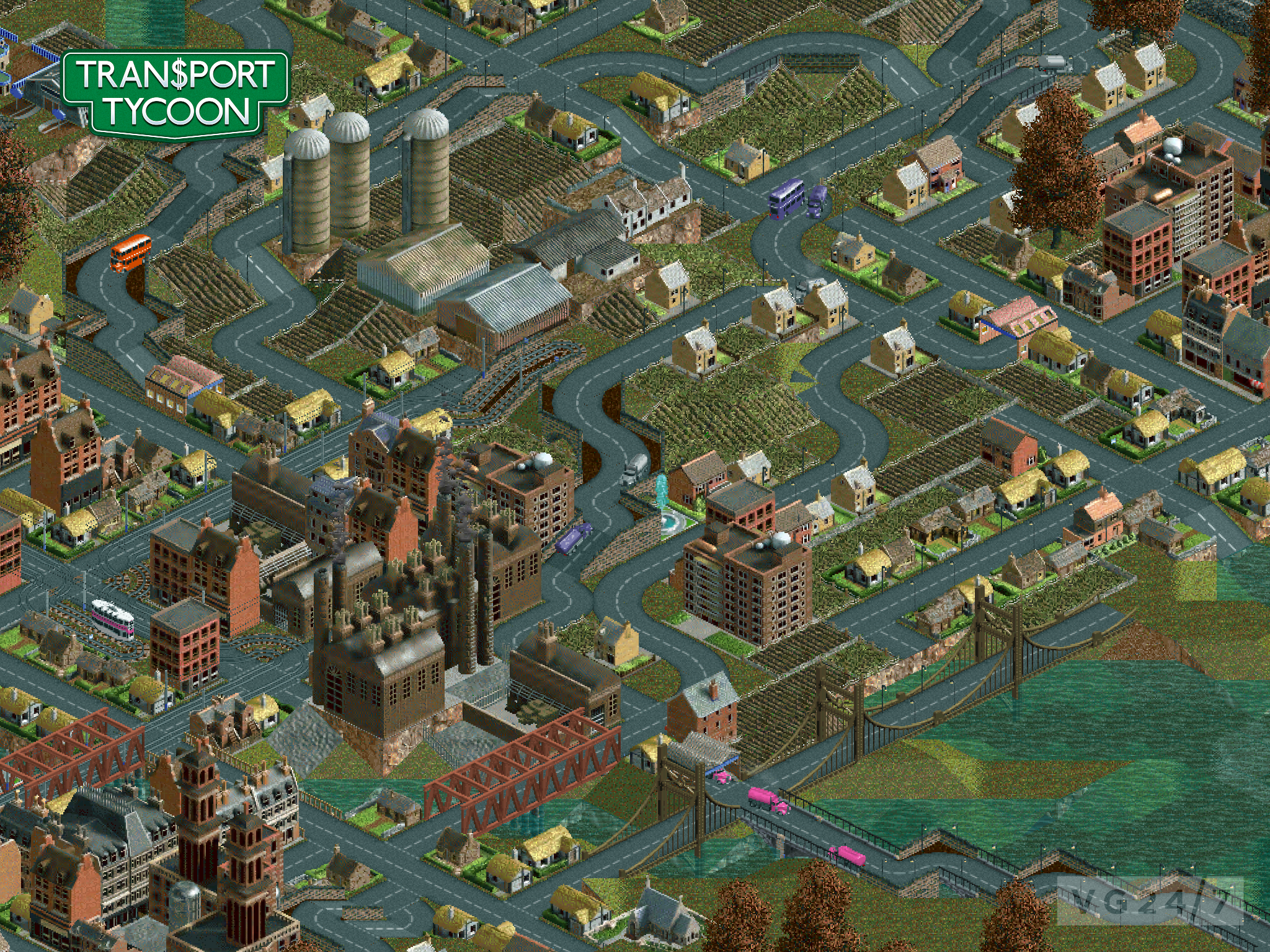 Transport Tycoon Android