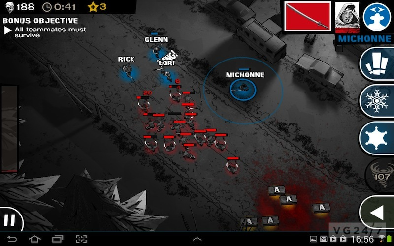 The Walking Dead: Assault out today on Android