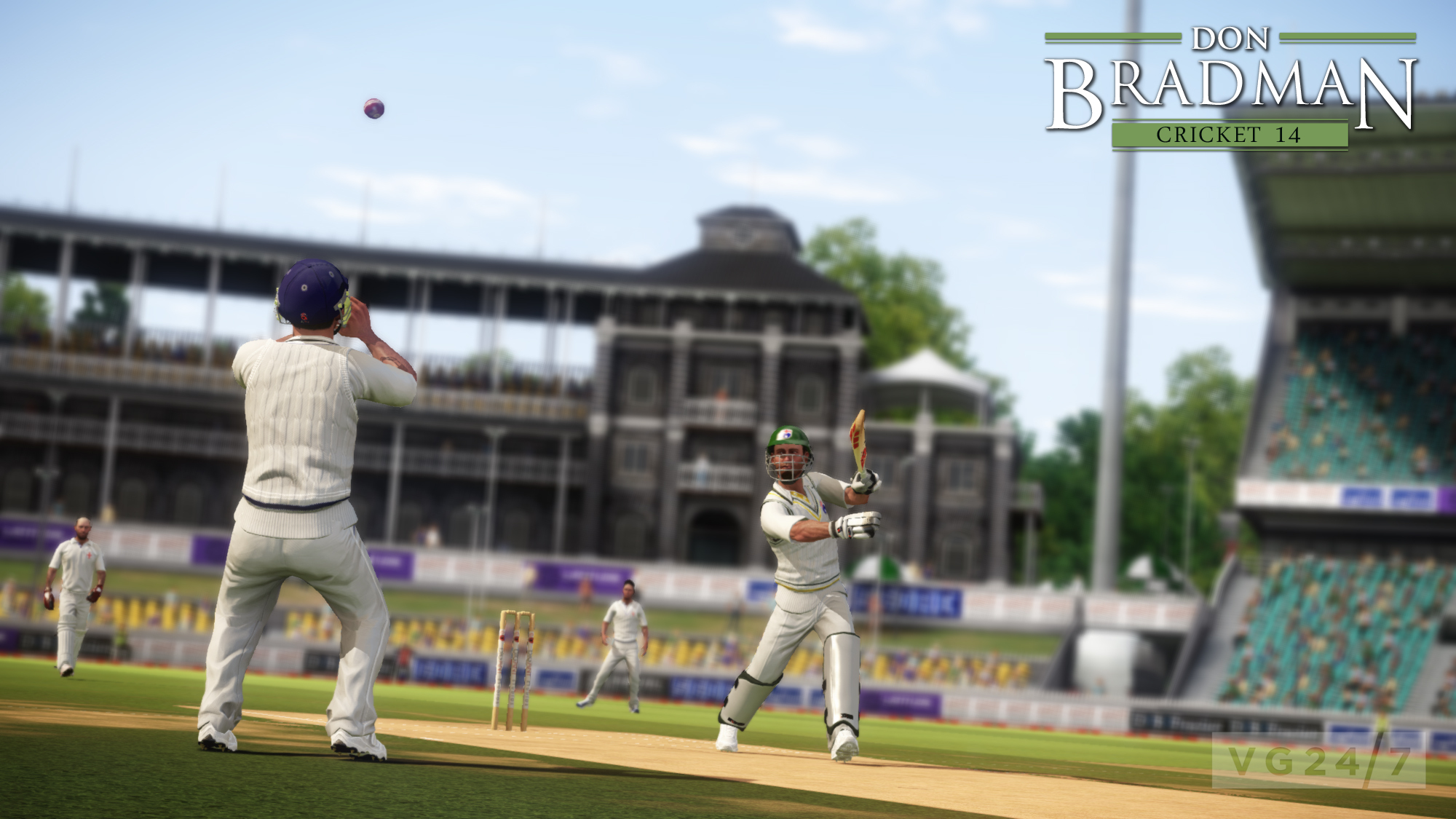 Don Bradman Cricket 14 announced for PS3, PC & Xbox 360 | VG247