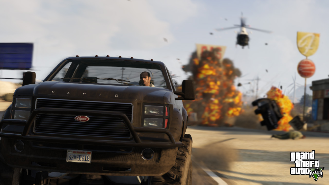 Grand Theft Auto 5 Free Download | GTA V For PC