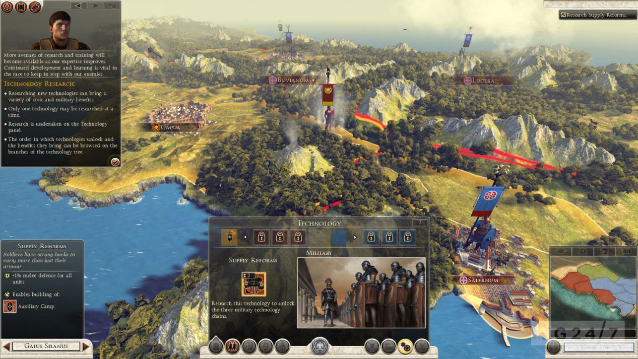 Rage against the machine: Total War Rome 2's brutal AI | VG247