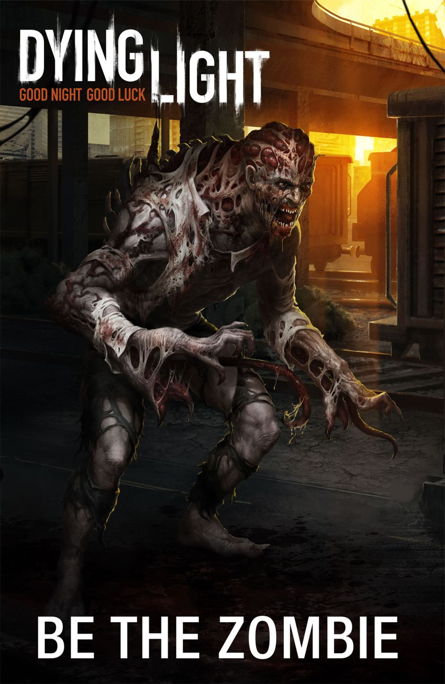 Dying Light PS4 trailer shows off zombie survival game from Techland - VG247