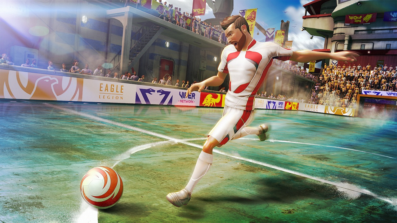 Kinect Sports Rivals t...