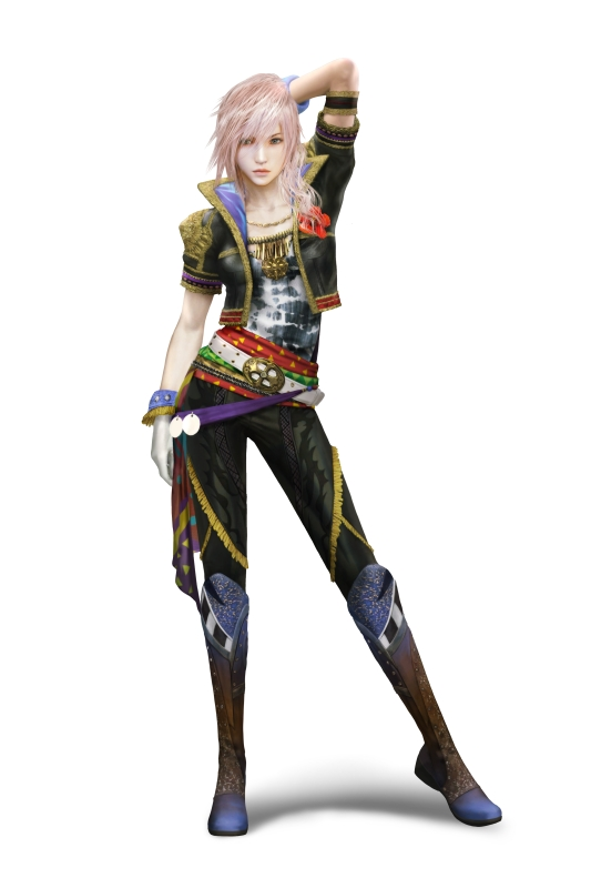 Final fantasy xiii lightning returns costumes - photo#2