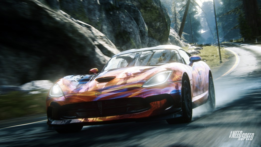 Need For Speed Rivals Customisation And Pre Order Bonus