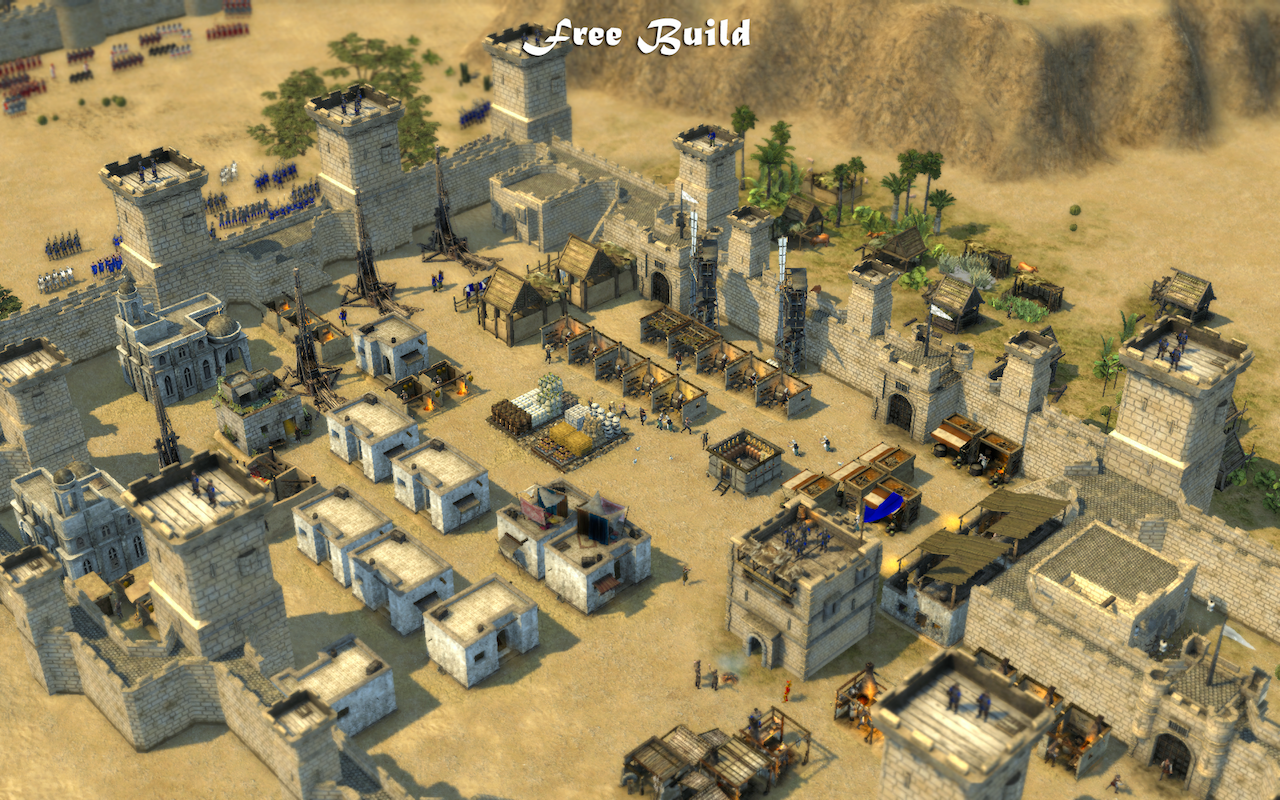 Stronghold Crusader 2 turns to crowdfunding | VG247