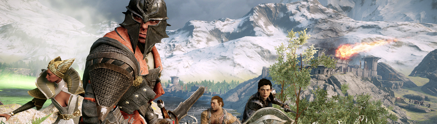 Dragon Age: Inquisition has playable Qunari, tactical view ...
