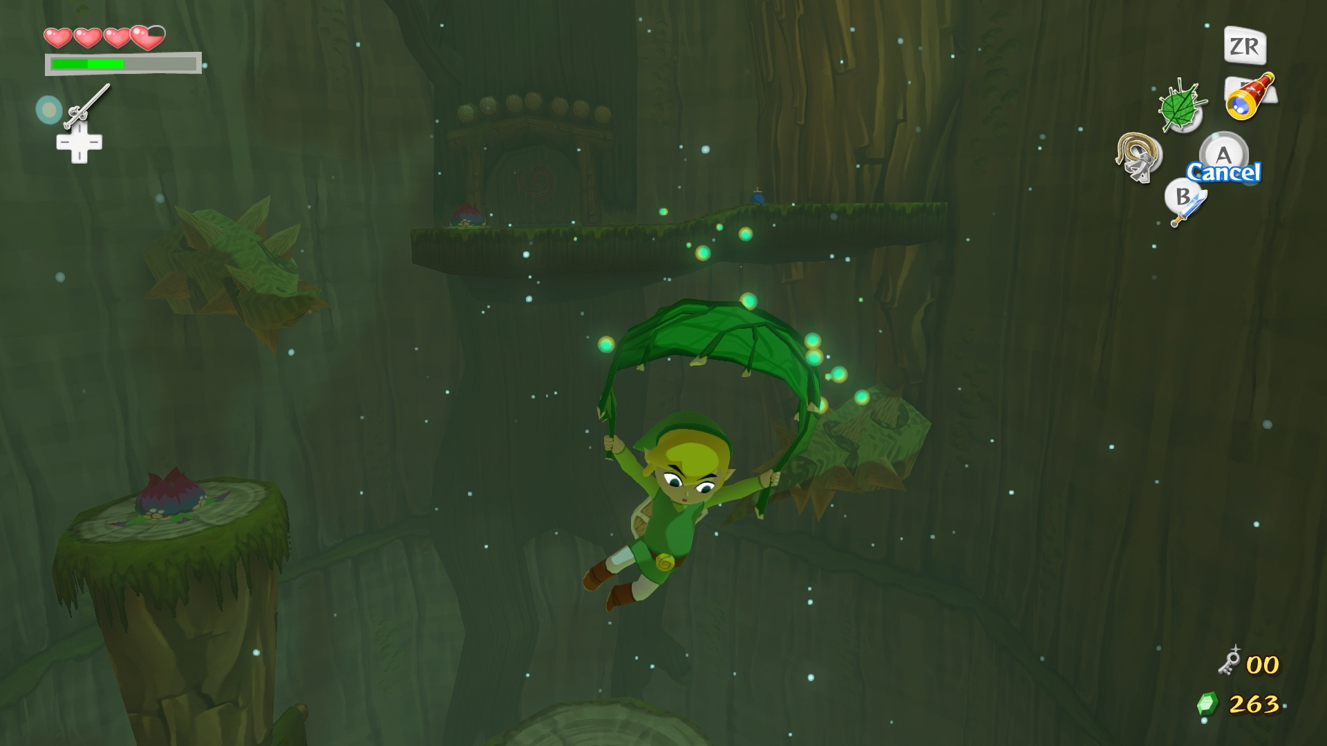 wind waker hd strategy guide