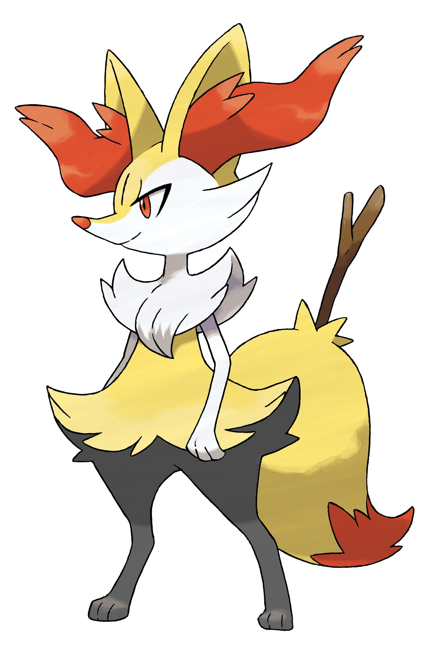 Braixen | Pokemon Canon Character | 𝓬𝓪𝓽𝓵𝓾𝓷𝓰𝓼~ Minecraft Skin