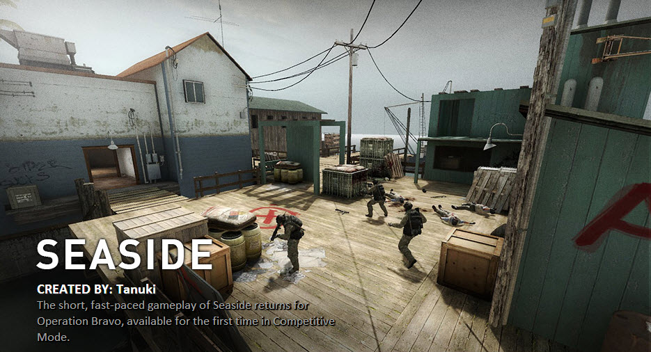 Counter Strike Global Offensive Gets Second Community Map