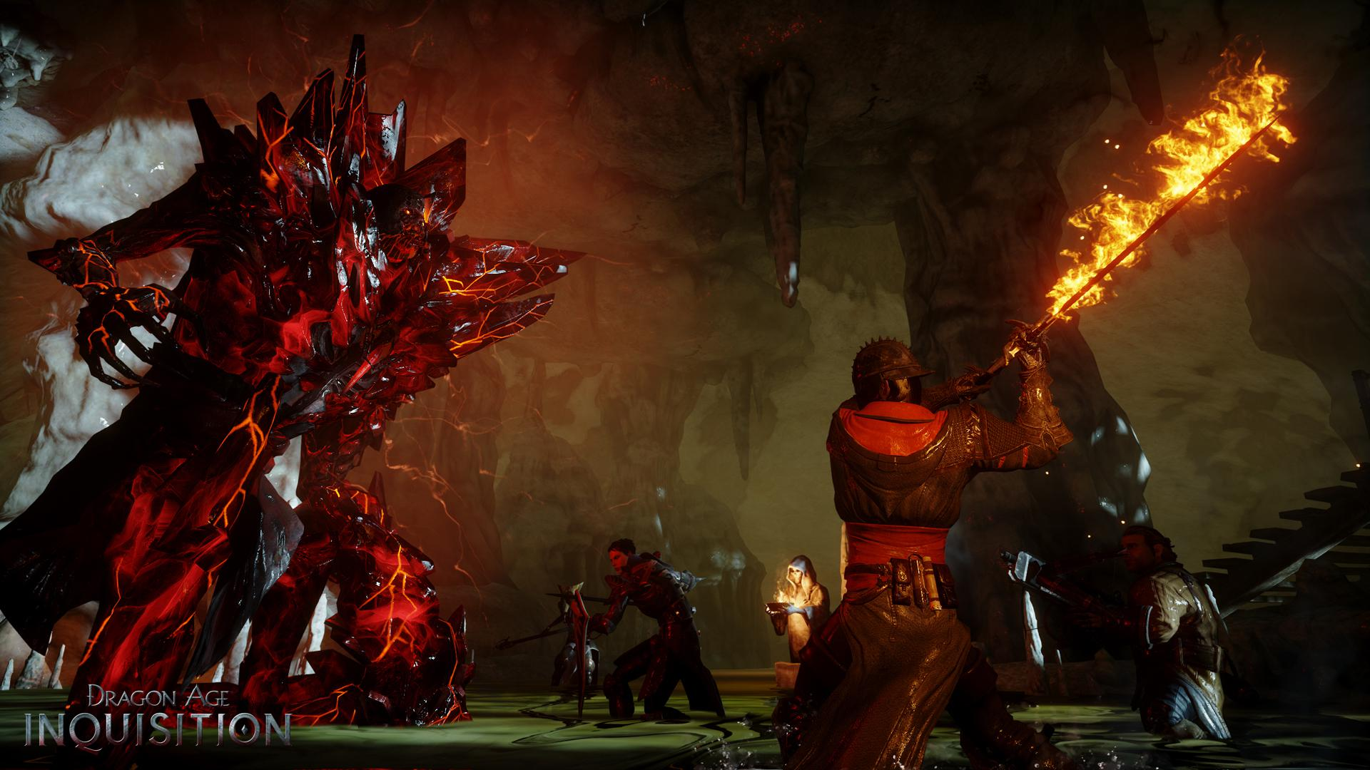 Dragon Age Bioware Video Games Rpg Fantasy Art: Dragon Age: Inquisition Learns The Lessons Of Its Past