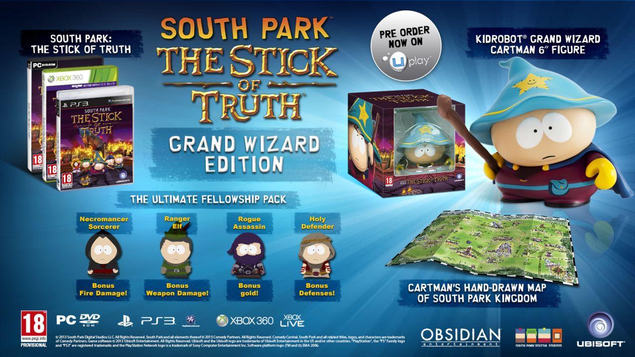 Stick of truth ps4 release date in Perth
