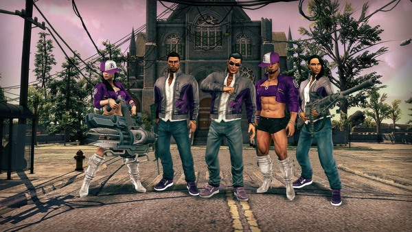 Saints Row 4 Gatv And Wild West Dlc Out Now On Steam