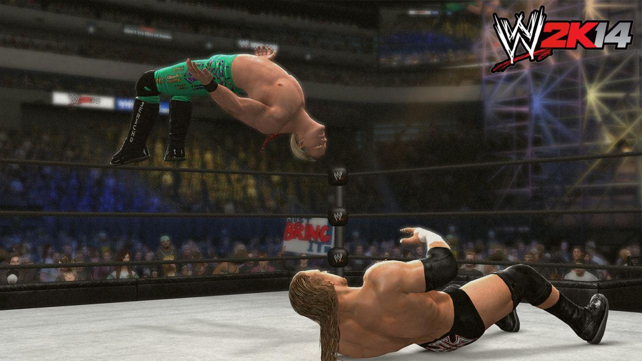 WWE 2K14 to contain the Ruthless Aggression EraWwe 2k14 Screenshots Goldberg