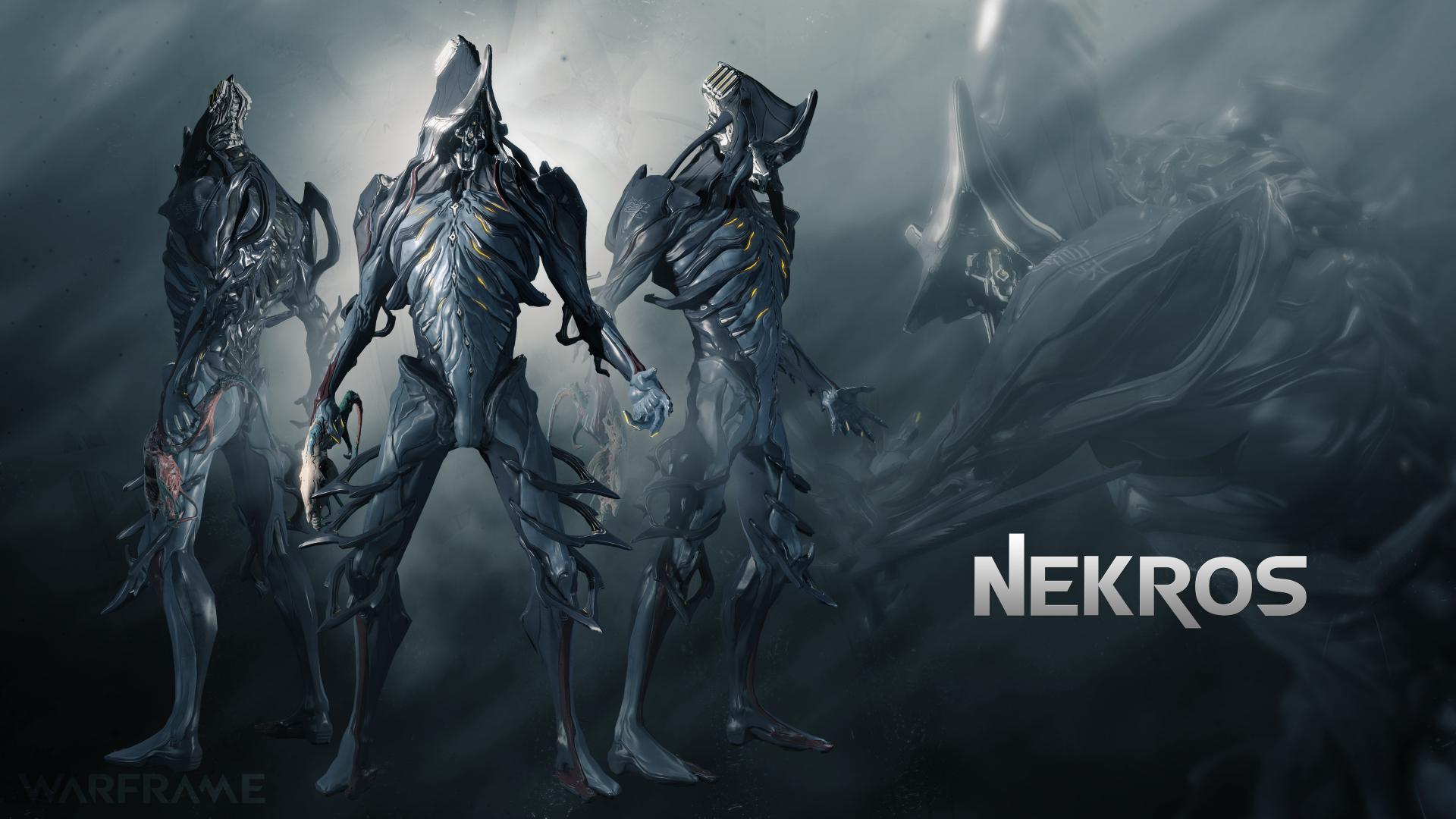 warframe update 10 shadows of the dead gets trailer