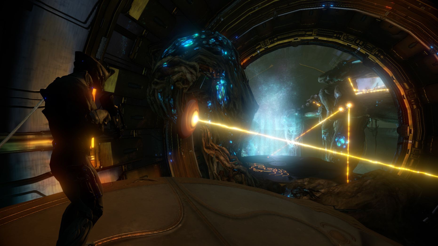 "Warframe update 10 ""Shadows of the Dead"" gets trailer ..."