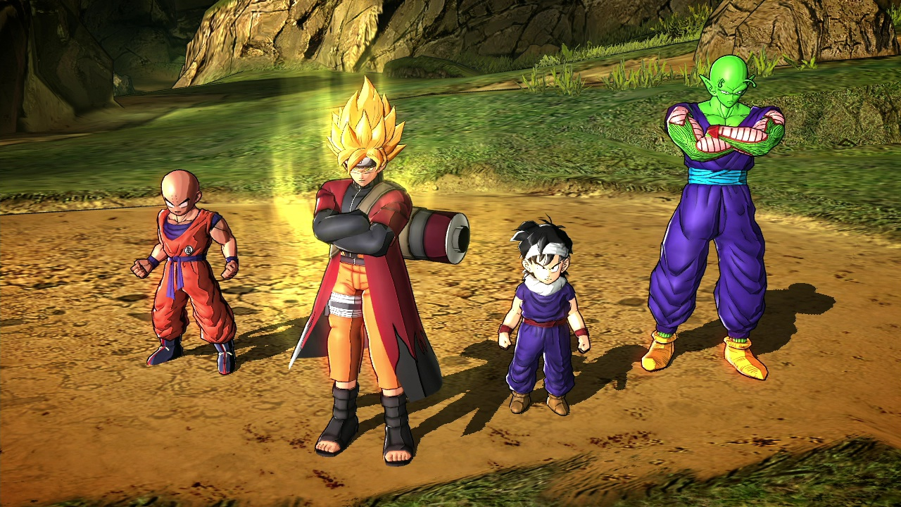 Dragon ball z battle of z coming west in early 2014 vg247 - Dragon ball z 4 ...