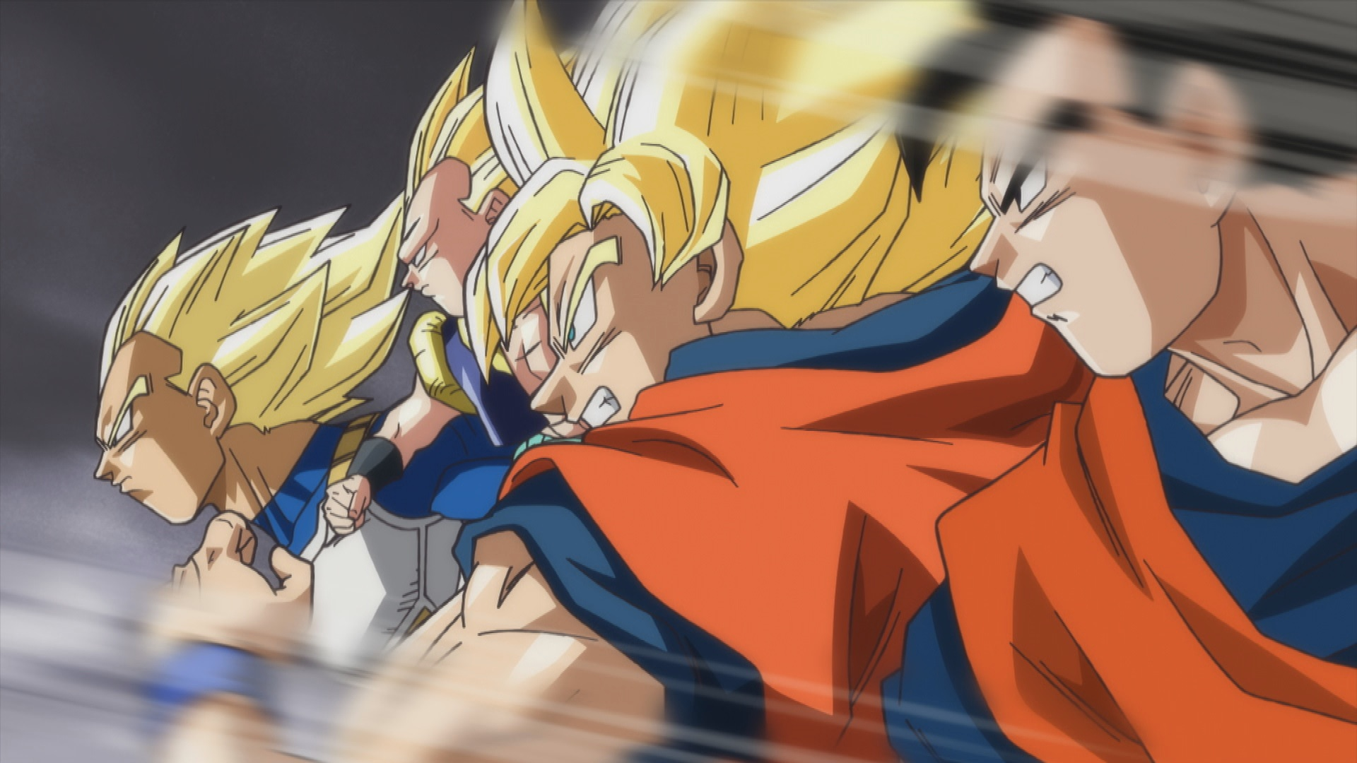 Dragon ball z battle of z coming west in early 2014 vg247 - Dragon ball z image ...