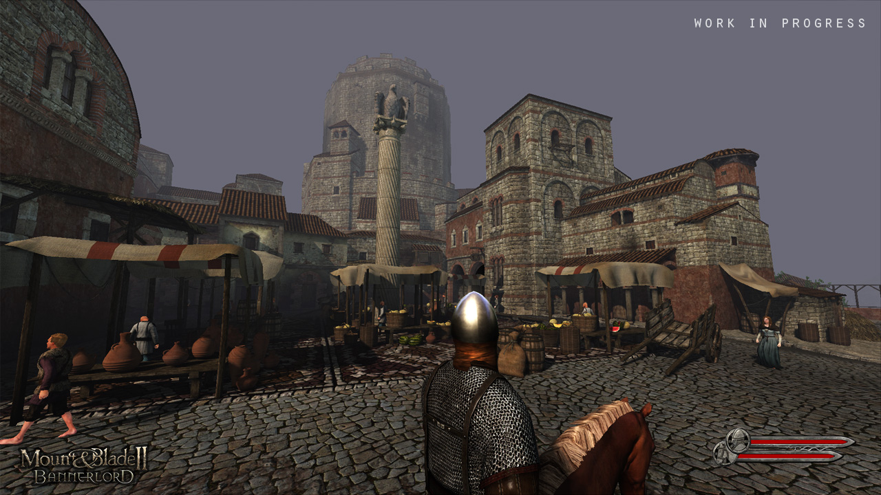 TaleWorlds release Mount & Blade 2: Bannerlord screenshots and artwork ...