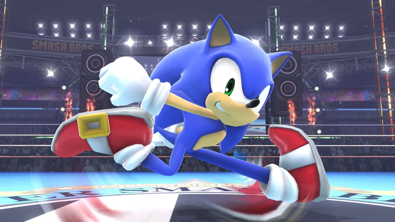 Sonic - Super Smash Bros. for Wii U / 3DS Wiki Guide - IGN