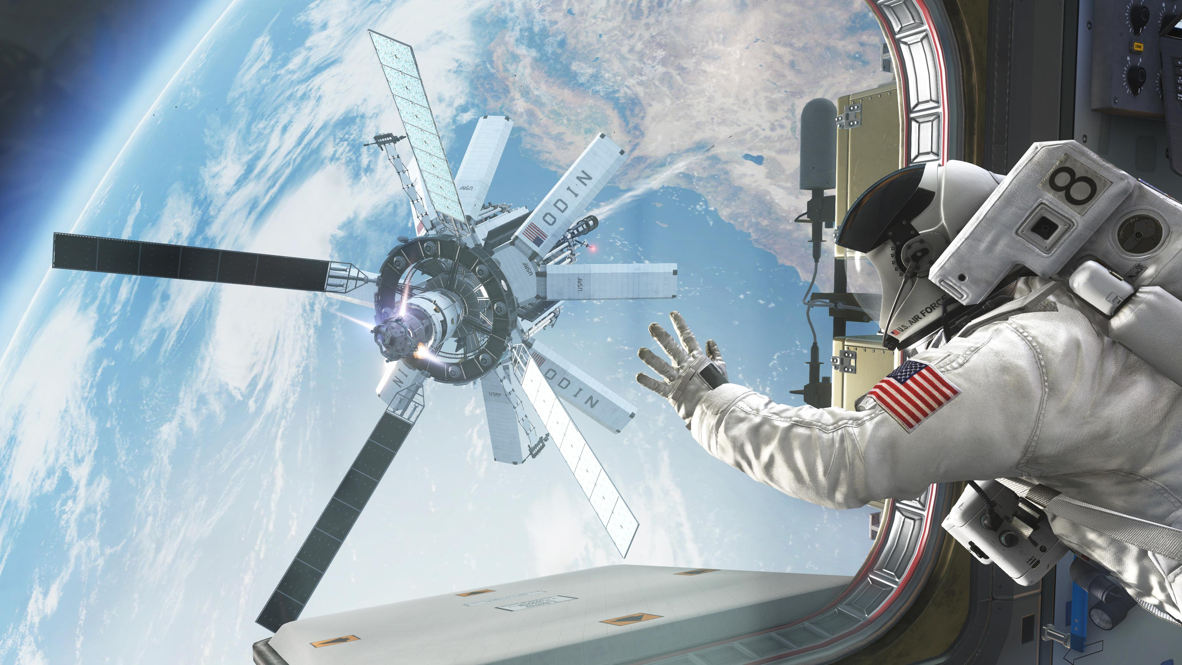 Call of Duty: Ghosts – from the outside looking in | VG247