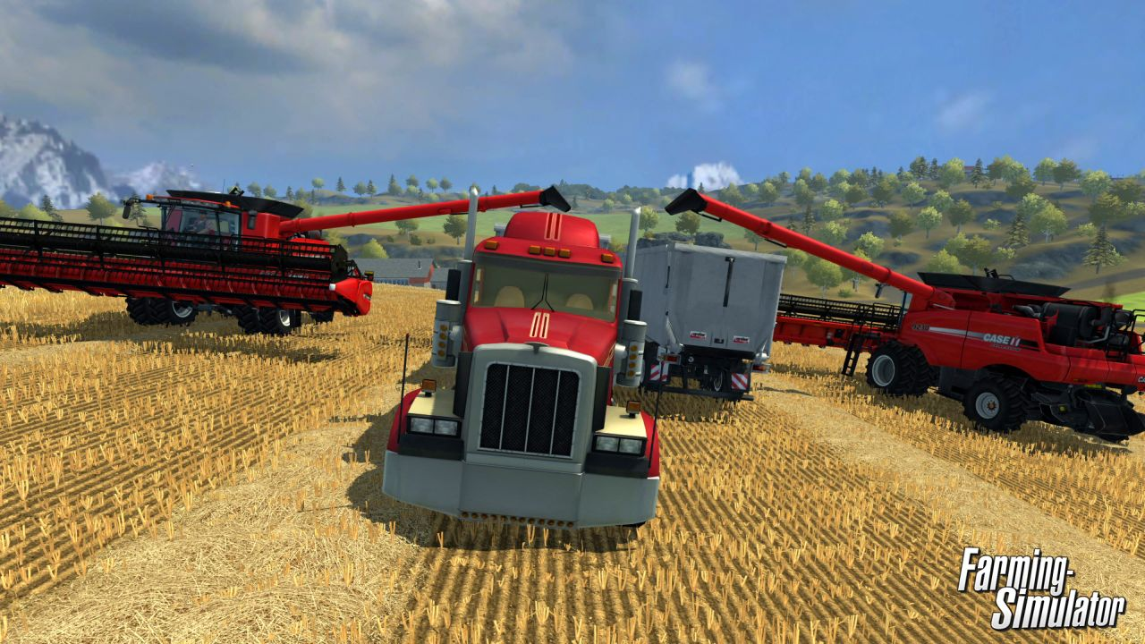 Farming Simulator hits PS3 and 360 in North America digitally and in