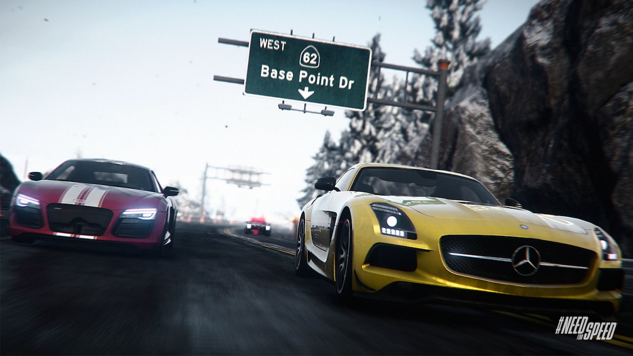 need for speed rivals screens show off progression and pursuit tech vg247. Black Bedroom Furniture Sets. Home Design Ideas