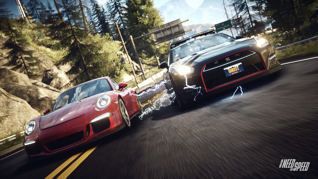 need for speed rivals screens show off progression and. Black Bedroom Furniture Sets. Home Design Ideas