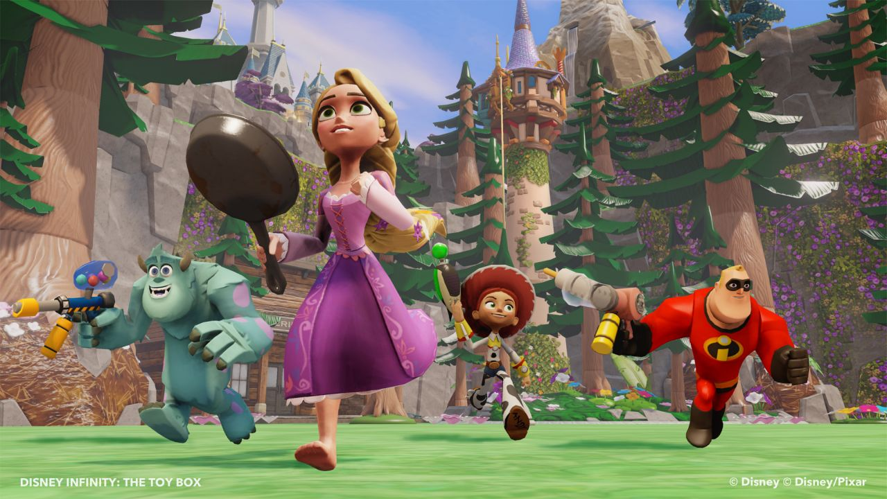 New Disney Infinity Figures And Power Discs Include Wreck